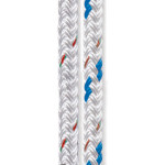 Samson LST Yacht Braid (White with Fleck) 3/8""