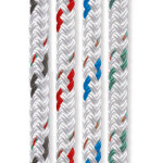Samson LST Yacht Braid (White with Fleck) 7/16""