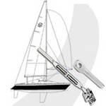 Santana 20 Lower Aft Shroud