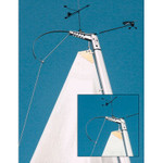 Selden Backstay Flicker Medium for Baots Up to 37 ft.