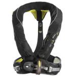 Spinlock Deckware Deckvest Lifejacket Harness Pro Sensor Gun Metal Black DW-LJH5D-A