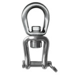 Tylaska T8 large/clevis bail swivel