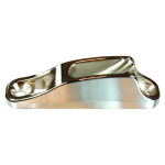 Clamcleat CL211Mk1 Racing Junior Silver (Large)