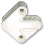 Clamcleat Cub White (CL 232)