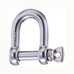 Wichard 13/32 HR D Shackle