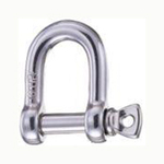 Wichard 15/32 HR D Shackle
