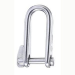 Wichard 3/16 Key Pin Shackle
