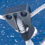 Colligo Marine Soft Snatch Block, 9-12 mm line, 5,000 SWL