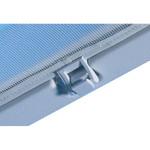 Lewmar Flyscreen Hinge White Retro Kit