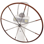Lewmar Flat 8 Spoke Hide Cover 42""