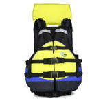 MTI Lifejacket Explorer, Yellow/Blue/Black