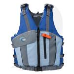 MTI Lifejacket Reflex Blue/Sky MTI-702I-0BB Front View