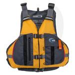 MTI Lifejacket Solaris Mango/Gray MTI-807L-0EA Front View