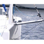 """Forespar 3"""" x 4 ft. Catamaran Bow Pole KIT"""
