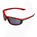 Gill Corona Sunglasses Black/Red