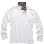 Gill Women's UV 1/4 Zip L/S White