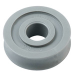 Allen Brothers 36mm X 6mm Plain Bearing Acetal Sheave
