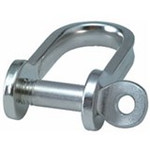 Allen Brothers 5mm x 36mm D Shackle