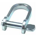 Allen Brothers 6mm x 40mm Strip Shackle Long