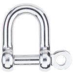 Harken 6mm High Resistance D Shackle