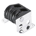 Harken Double Upright Bullet Lead Block
