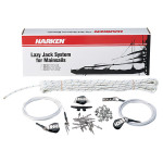 Harken Small Lazy Jack Kit