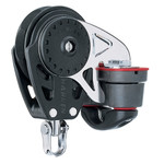 Harken 75mm Carbo Ratchamatic w/Cam Cleat
