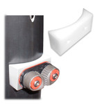 JCD Lightning Contoured Cam Cleat Shim for Mast or Boom
