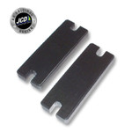 "JCD Etchells Delrin Shroud Keys (double ended 5/16"" slot) - Pair"