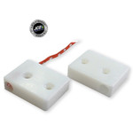 JCD J24 Traveler End Stops - Pair