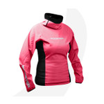 Rooster Chix Aquafleece Top for Women (Pink)