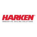 Harken 32mm x 3.9m Flat Flange Switch T-Track - Clear