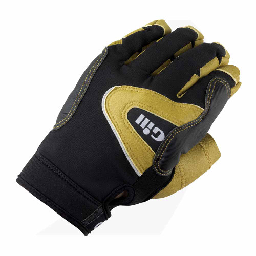 Gill Pro Gloves Long Finger Black 7451
