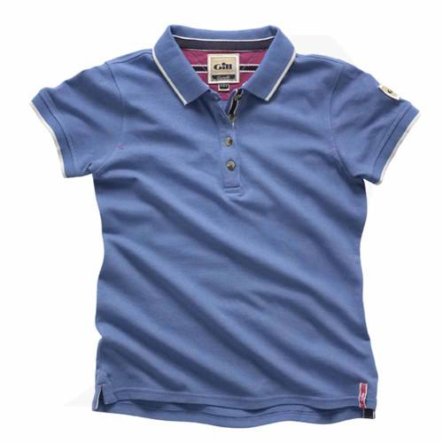 Gill Women's Polo Blue E016