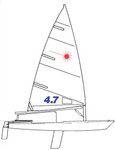 Laser Performance Laser 4.7 (Race Version)