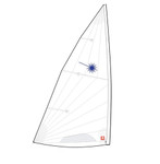 Laser Performance Laser Mark II Training Sail (battens included)