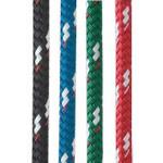"New England Ropes Sta-Set (Solid color/ white flecks) 1/4"""