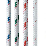 "New England Ropes Sta-Set (White and Flecks) 1/4"""