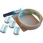 Optiparts Daggerboard Protection Kit w/Teflon Tape