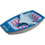 Optiparts Rowing Seat for Opti, White Fiberglass