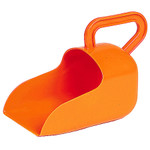 Optiparts Bailer, small orange