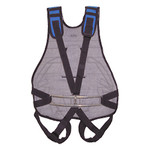 WinDesign Trapeze harness, releasable hook, lower back support