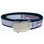 WinDesign Optiparts logo belt