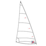 WinDesign Sails, I420 Jib
