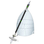 Profurl SPIN 2.5 Kit for NEX 2.5 incl. cable, sail bearings and tack swivel