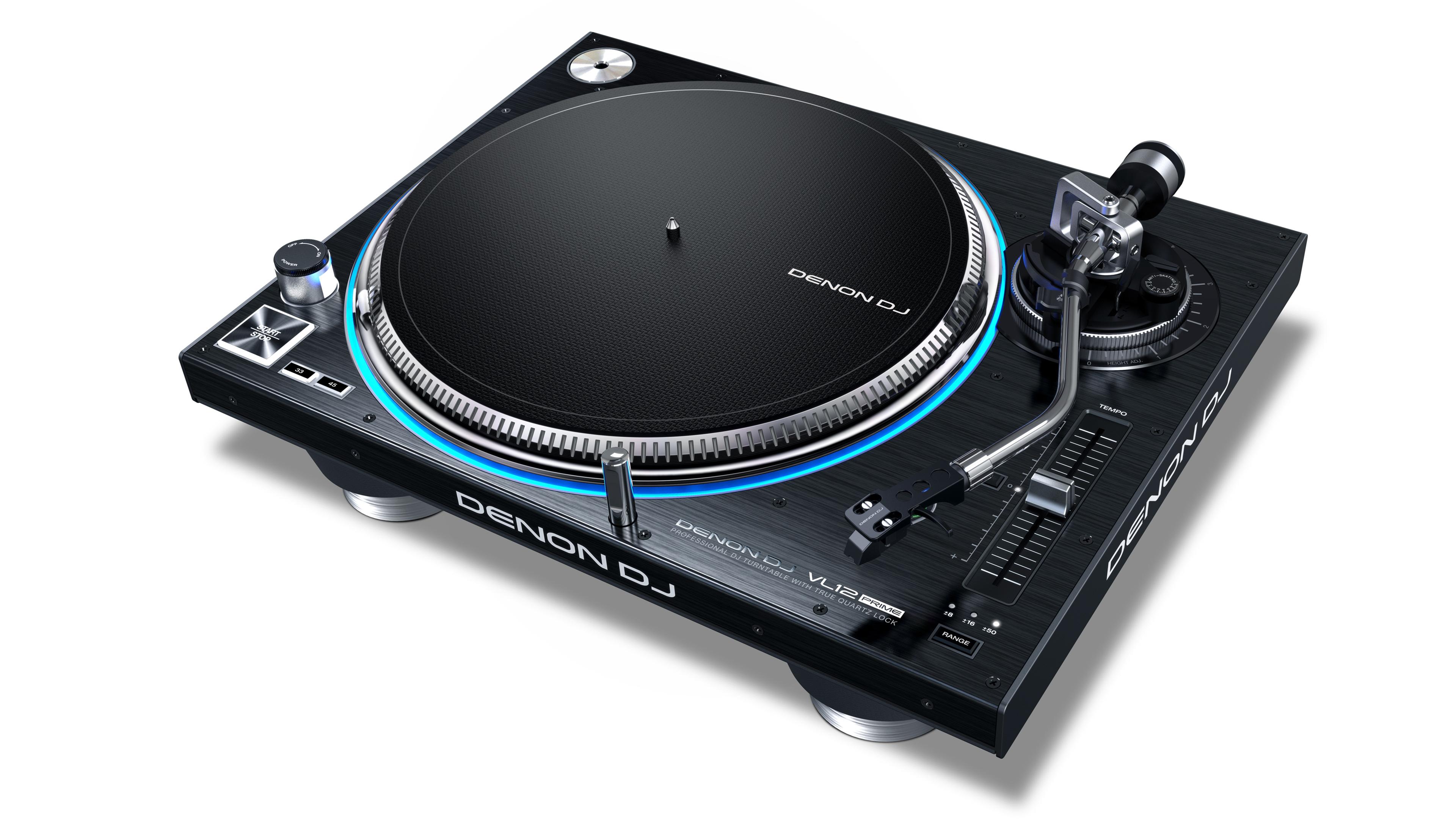 Denon DJ VL 12 Prime - Crossfader Australia
