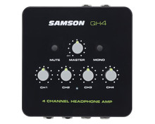 Samson QH4 4 Channel Headphone Amp