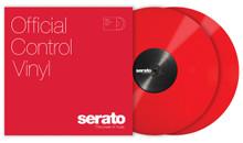 """12"""" Serato SC Control Vinyl RED (pair)"""