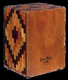Gon Bops Alex Acuna Special Edition Cajon - Peru w/ bag