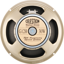 "Celestion Classic G12H Anniversary - 12"" 30W"